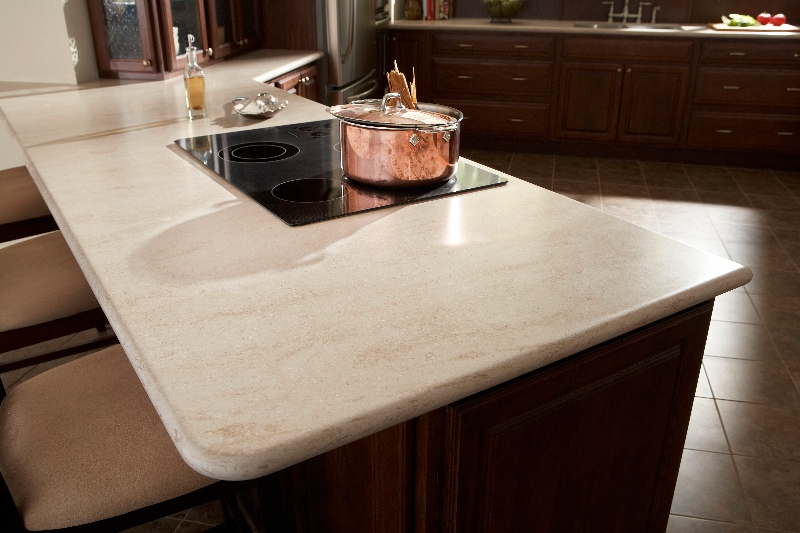 Countertop fabricators charleston huntington beckley teays for Solid surface counters